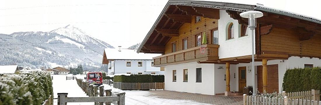 Apartmanhaus Marie Völkl
